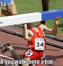 walks into a bar