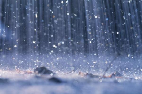 rain what a surprise